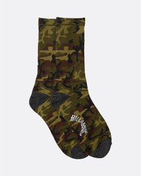 Sundays - Crew Socks for Men  U5SO03BIF0