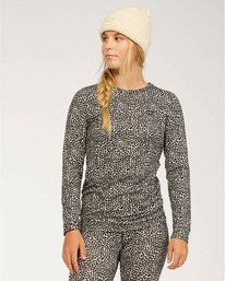 Warm Up Tech - Base Layer Top for Women  U6SF20BIF0