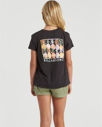 Modernist Pineapple - T-Shirt for Girls  U8SS03BIF0