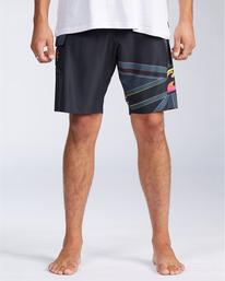 """Showgun AI Pro 18.5"""" - Board Shorts for Men  V1BS06BIW0"""