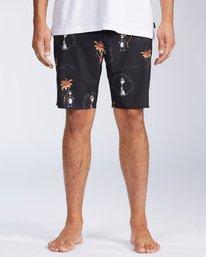 "Grinch Aloha Mini Lo Tides 19"" - Board Shorts for Men  V1BS11BIW0"