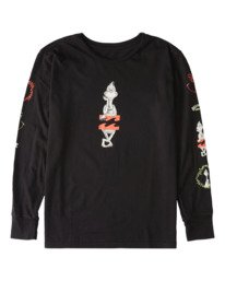 Grinchmas Vacation - Long Sleeve T-Shirt for Boys  V2LS02BIW0