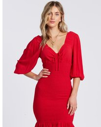 Amalfi Night - Mini Dress for Women  V3DR11BIMU