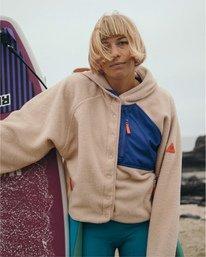 Tofino Snap Front - Polar Fleece Jacket for Women  V3FL04BIMU