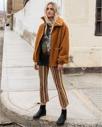 Sundown Crop - Trousers for Women  V3PV06BIW0