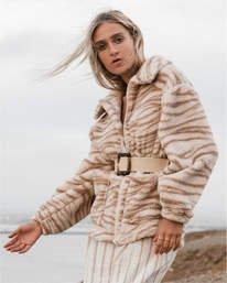 Scenic Route-Isun - Polar Fleece Jacket for Women  V3WA04BIW0