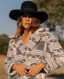 Montreal - Long Polar Fleece Jacket for Women  V3WA06BIW0