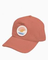 Sun Setting - Corduroy Hat for Women  V9CM01BIW0