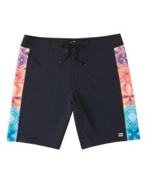 """D Bah Pro 19"""" - Recycled Board Shorts for Men  W1BS39BIP1"""