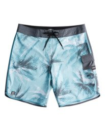 """73 Lineup Pro 20"""" - Board Shorts for Men  W1BS42BIP1"""