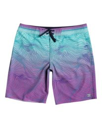 "Resistance Pro 20"" - Board Shorts for Men  W1BS45BIP1"