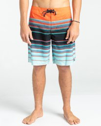 "All Day Stripes 19"" - Board Shorts for Men  W1BS61BIP1"