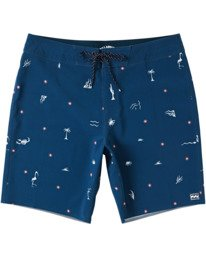 Sundays Mini Pro - Board Shorts for Men  W1BS79BIP1