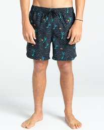 "Sundays - Boardshorts 16"" for Men  W1LB05BIP1"