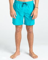"All Day Heritage Layback 16"" - Swim Shorts for Men  W1LB13BIP1"