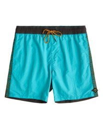 "Currents Layback 17"" - Swim Shorts for Men  W1LB16BIP1"