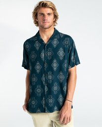 Sunday Vacay - Short Sleeve Shirt for Men  W1SH01BIP1