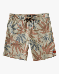 Adventure Division Surftrek Hemp - Recycled Elasticated Shorts for Men  W1WK42BIP1