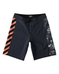 "Bad Billy DBah 17"" - Board Shorts for Boys  W2BS10BIP1"