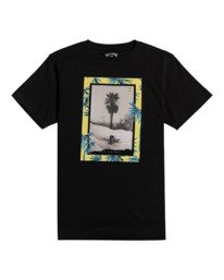 Painted Palms - T-Shirt for Boys  W2SS40BIP1