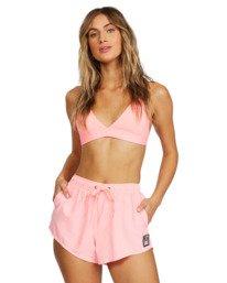 Sol Searcher - Swim Shorts for Women  W3BS06BIP1