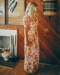 Salty Blonde Hello There - Maxi Dress for Women  W3DR32BIP1