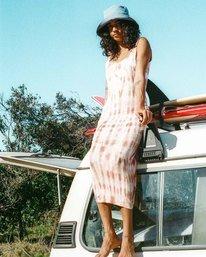 Warm Waves - Midi Dress for Women  W3DR65BIP1