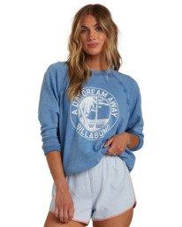 Keep Tryin - Sweatshirt for Women  W3FL30BIP1