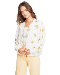 Summer Bombers - Reversible Bomber Jacket for Women  W3JK03BIP1