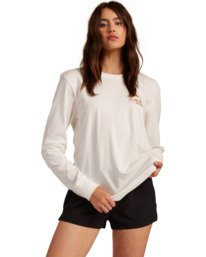 A/DIV - Long Sleeve T-Shirt for Women  W3LS02BIP1