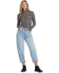 Boy Is Mine - Boyfriend Fit Jeans for Women  W3PN04BIP1