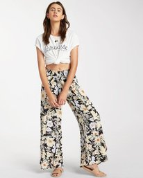 Wandering Soul - Wide Leg Trousers for Women  W3PT13BIP1