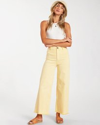 Free Fall - Wide Leg Trousers for Women  W3PT16BIP1