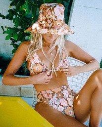 Salty Blonde Back Then High Maui - Recycled Bikini Bottoms for Women  W3SB45BIP1