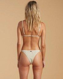 Salty Blonde Meet Your Matcha Isla - Recycled Bikini Bottoms for Women  W3SB47BIP1