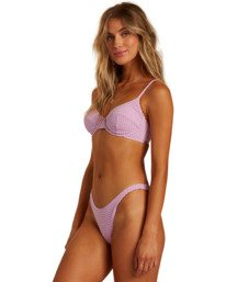 Surf Check Hike - Mini Bikini Bottoms for Women  W3SB61BIP1