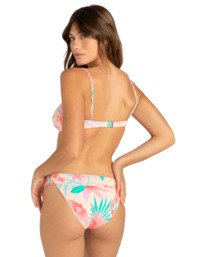 Lost In Daydream Tropic - Medium Bikini Bottoms for Women  W3SB75BIP1