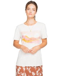 Endless Horizon - Boyfriend T-Shirt for Women  W3SS21BIP1