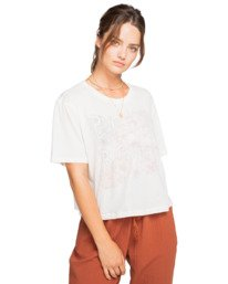 Spring Fellow - Cropped T-Shirt for Women  W3SS24BIP1