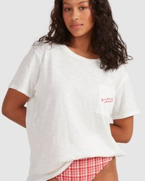Beach Bliss - T-Shirt for Women  W3SS54BIP1