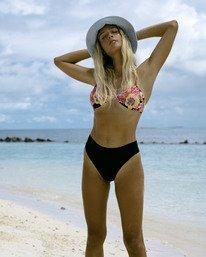 Sol Searcher Knotted Bandeau - Bikini Top for Women  W3ST05BIP1