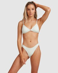 Broadwalk Ivy - Tri Bikini Top for Women  W3ST82BIP1