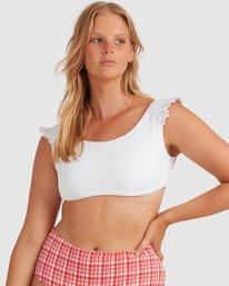Sand Dunes - Cropped Bikini Top for Women  W3ST92BIP1