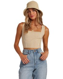 Check It - Crop Top for Women  W3TP24BIP1