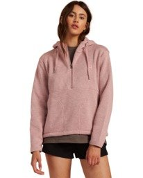 Adventure Division Roam Free - Hoodie for Women  W3WA02BIP1