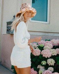 Salty Blonde Low Down - Corduroy Shorts for Women  W3WK22BIP1