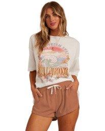 Road Trippin - Beach Shorts for Women  W3WK27BIP1