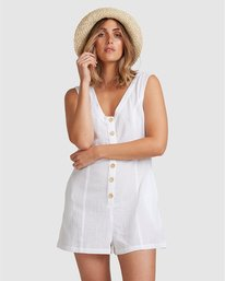 ON THE BREEZE AWAY PLAYSUIT  W3WK50BIP1