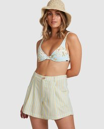 Candy Cuff - High Waisted Shorts for Women  W3WK51BIP1