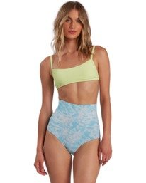 1mm Surf Capsule Hightide - Neoprene Shorts for Women  W41G58BIP1